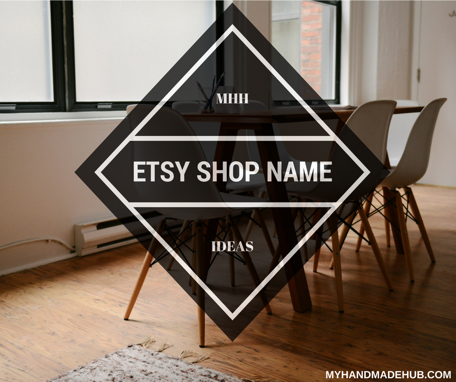 etsy shop name